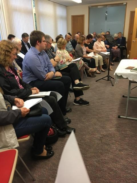 Stockport Interfaith Devotional for the Manchester Bomb Victims