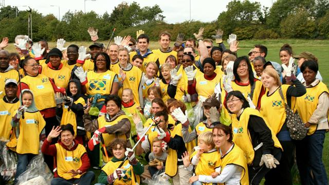 The Helping Hands project at Tottenham