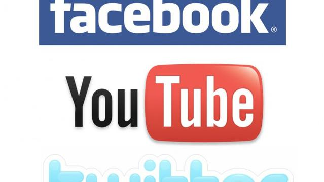 Facebook Twitter YouTube