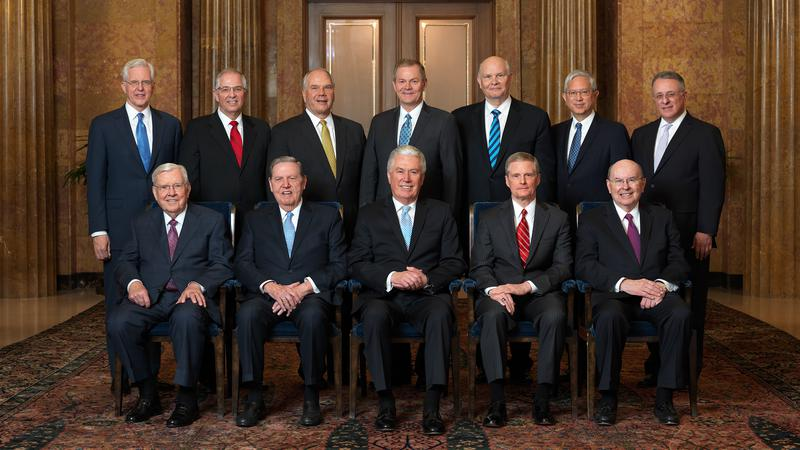 The Quorum of the Twelve