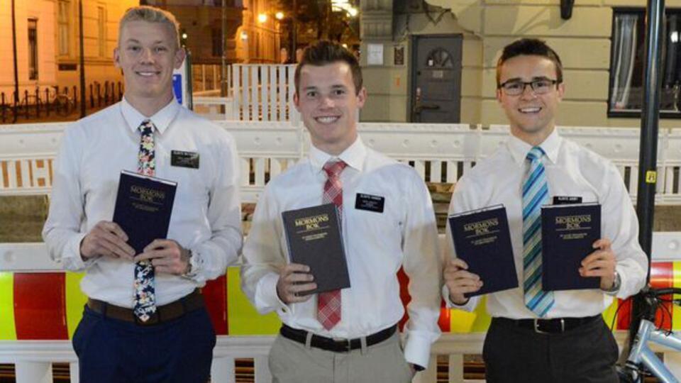 Mormonin dating UK