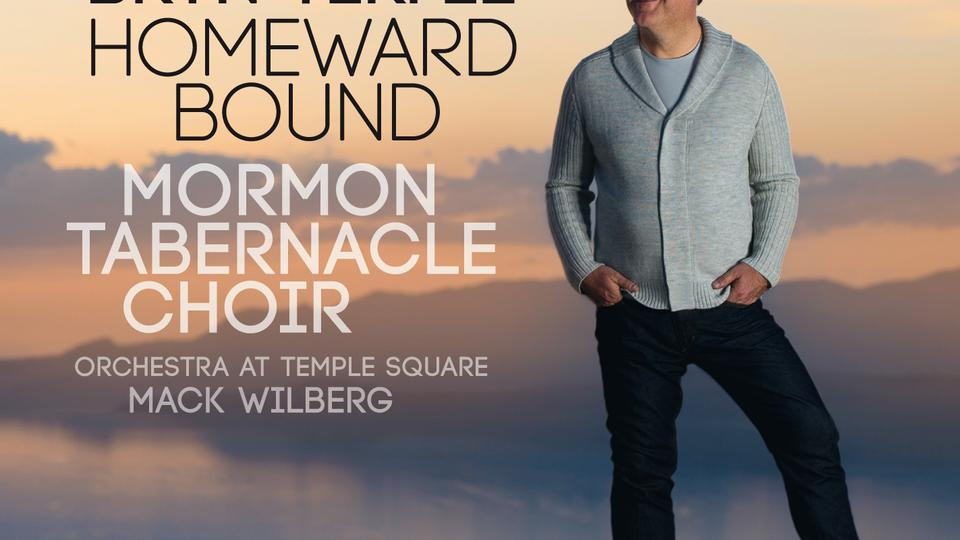 Bryn Terfel performs with the Mormon Tabernacle Choir