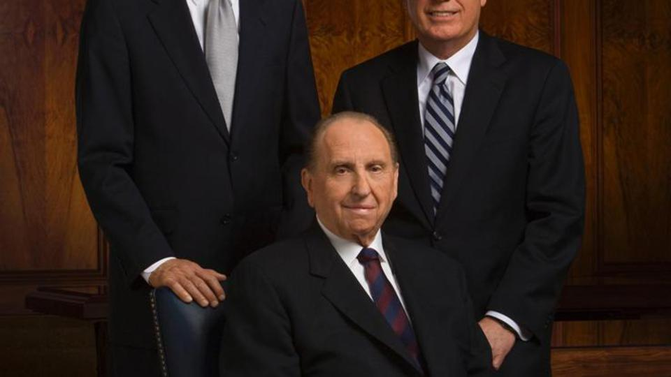 The First Presidency of The Church of Jesus Christ of Latter-day Saints