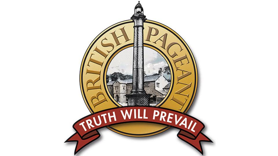 British pageant Logo