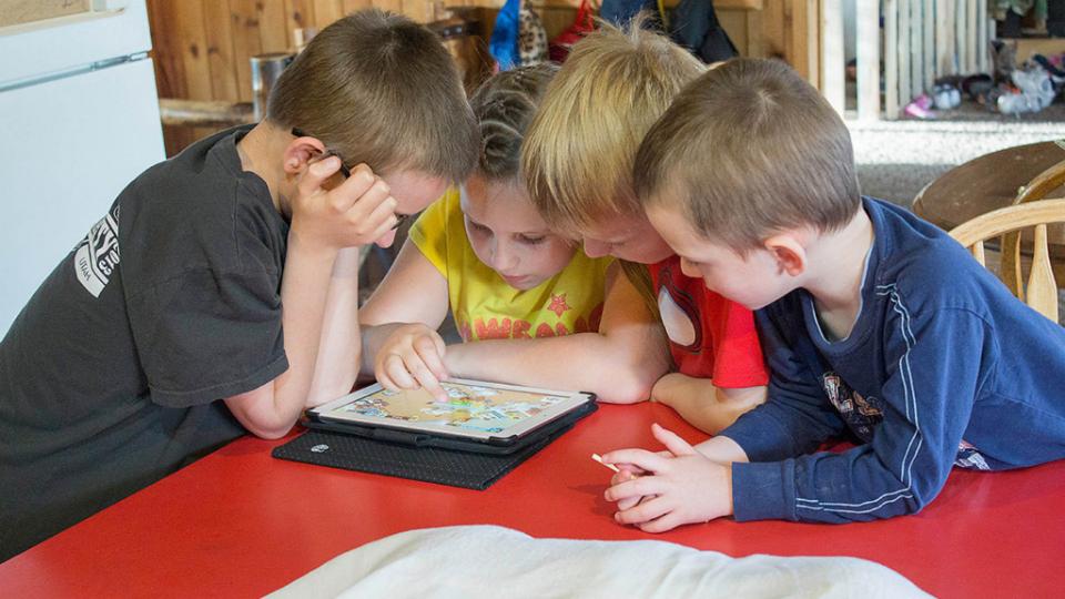 children gospel library 01
