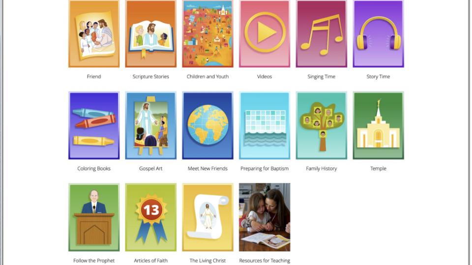 children gospel library 03