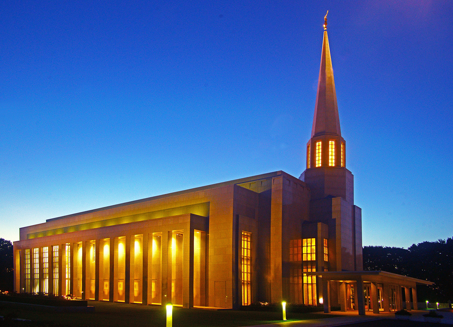 Preston England Temple because it will be the first temple that I will